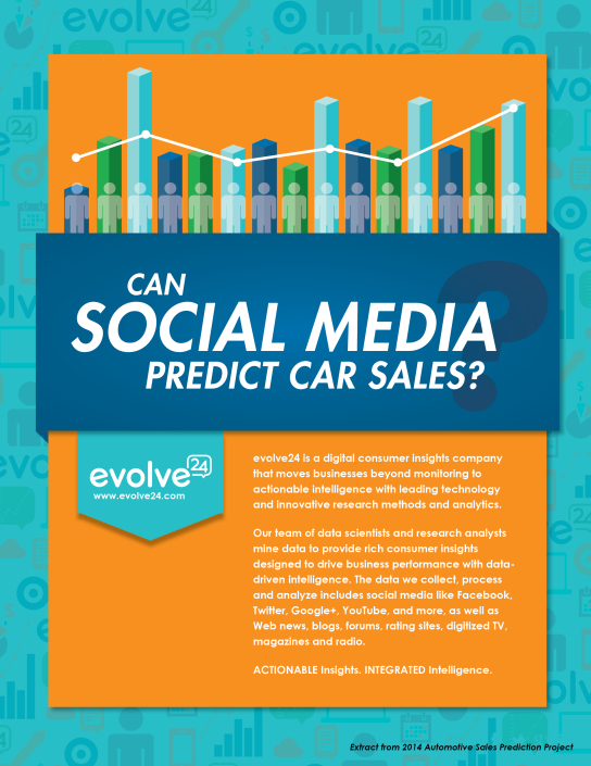 Can Social Media Predict Car Sales eBook cover