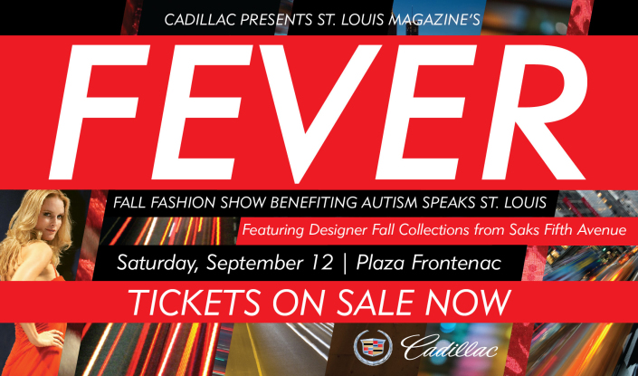 Fever Fall Fashion Show postcard